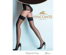 VINCONTE 30 Den женские чулки Еlegante Sexy