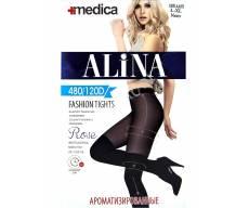 ALiNA 480/120 Den фантазийные колготки из хлопка