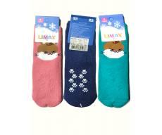 LIMAX носки с противоскользящей подошвой