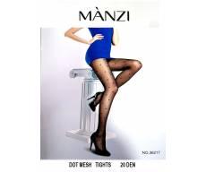 MANZI 20 Den непрозрачные колготки с рисунком