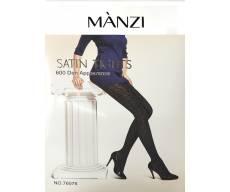 MANZI 600 Den непрозрачные колготки с рисунком