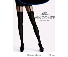 VINCONTE 70 Den Еlegante Bella имитация чулков