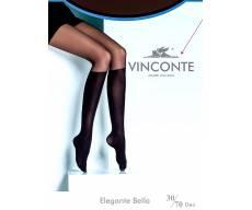 VINCONTE 30/70 Den Еlegante Bella имитация гольфы