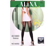ALiNA 40/100 Den Ismina фантазийные колготки